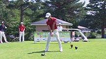 第10回abn佐久市ジュニアゴルフ大会