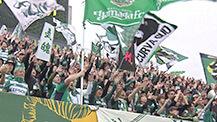 サッカーJ1リーグ最終戦 松本山雅FC×湘南ベルマーレ