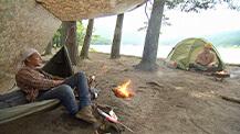 ヒロシの信濃大町よくばりキャンプ