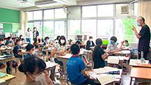 テレメンタリー2021  コロナは「学び」を変えた~長野市の教室から~