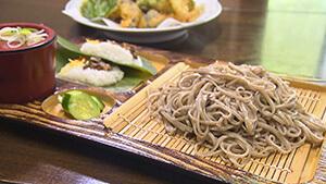 かじか亭・伝統のそばと夏野菜食べ放題の天ぷらバー|夏の北信濃の魅力を探す旅 心温まる出会いにほっこり!飯山市