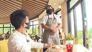 デリ&カフェ「K」 移住で大人気!八ケ岳山麓 原村の魅力って?