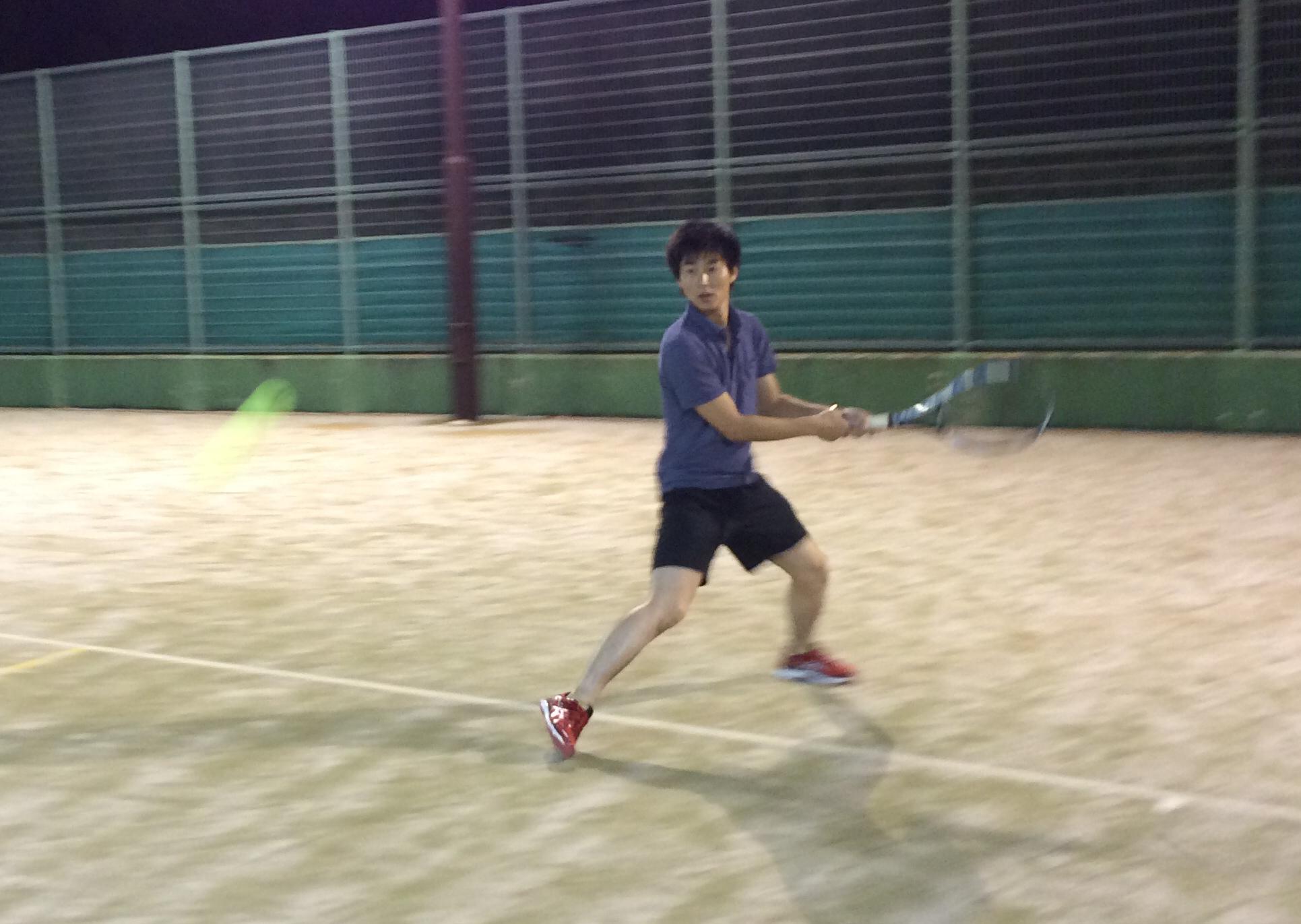 テニス(バック)