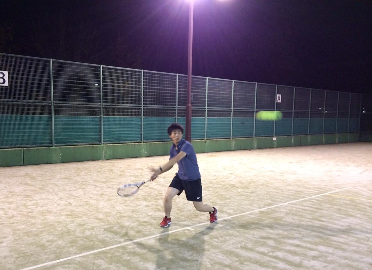 テニス(フォアB1)