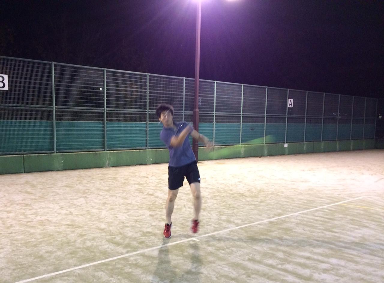 テニス(フォアB2)