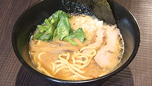 駅テレ1月16日放送(鶏ガラ屋のラーメン)