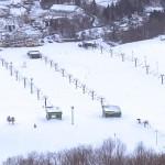 栂池高原スキー場&栂の湯 (2016年1月16日)
