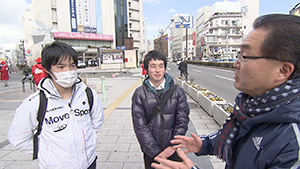 駅テレ (激論!朝だけ生テレビ!~信州での起業を考える~)