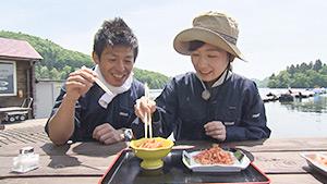 駅テレ(いま旬の食材をとりに行け!旬食ハンター)