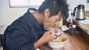 """駅テレ(真相究明!""""うわさ""""のグルメ調査隊!~行列・激安・ニューオープン~)"""