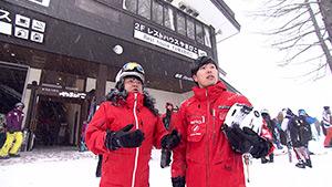 土曜スキー劇場 パート1(駅テレ)
