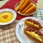 「スノーキャロットのスープ&ホットドッグ」2017年5月6日放送