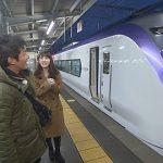 新型スーパーあずさで行く! ~信州・山梨・東京 湯めぐりツアー~(1月20日 土曜 あさ9時30分)