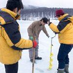 密着!冬の遊びの舞台裏 ~ワカサギ釣り・かまくら・スキー場~(2月3日 土曜 あさ9時30分)