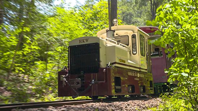 もっと!信州77「上松町編」| 森林鉄道