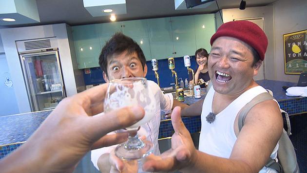 乾杯!! オトナの工場見学 ~この夏 最高のビールを飲むためのいくつかの方法~(駅テレ)