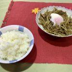 「ゴボウと牛肉の炒め煮」2018年9月29日放送