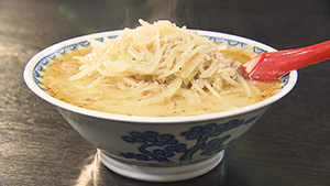食堂ニューミサ|発酵食品王国信州だから!嗚呼!みそラーメンが食べたい!(駅テレ)