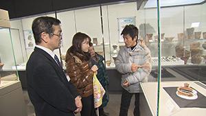 尖石縄文考古館 |年女・麗子センセーと行く!~イノシシにまつわるエトセトラ~