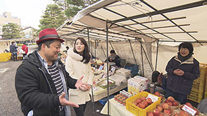 朝市|越境ツアー in 岐阜県高山市 ~県境をまたいで異文化探し~