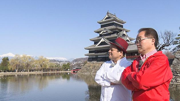 松本城|追憶!! ナイスミドル's ~ ココがヤポンのアナザースカイ 松本&佐久 そして伊那です ~