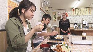 わかさと食堂 三四六&大槻瞳のぶらぶら散歩 ~長野駅東エリア編~