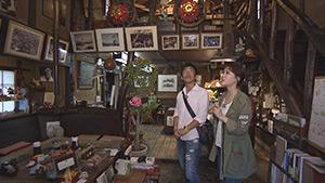 お茶ぐら「ゆいまある」 三四六&大槻瞳のぶらぶら散歩 ~長野駅東エリア編~