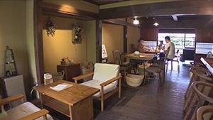 もっと!信州77「長和町編」|石窯cafe KOKUYA 店内