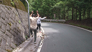 大槻アナ・松坂アナ|越境ツアー in 静岡県浜松市 ~県境をまたいで異文化探し~