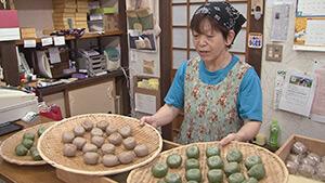 殿町の茶屋かたくり ふじ姫饅頭 越境ツアー in 静岡県浜松市 ~県境をまたいで異文化探し~