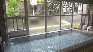 もっと!信州77「上田市編」|霊泉寺共同浴場 内観
