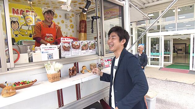 ナパ キッチンカー・吉田アナ 絶品をお届け!移動販売グルメ集合
