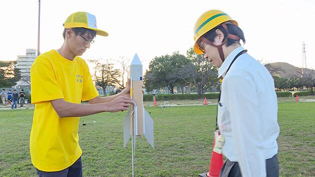 屋代高校・缶サット甲子園|ミライへ!信州新世代~缶の人工衛星を打ち上げろ!屋代高校~