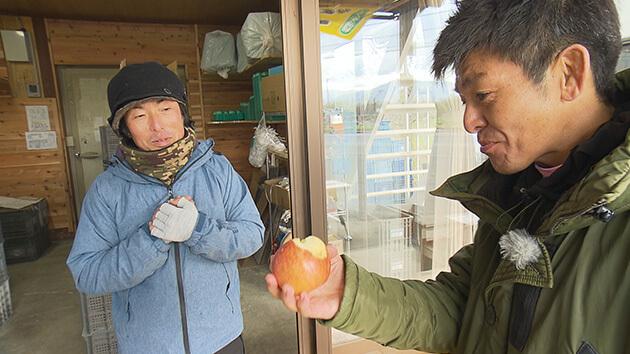 三四六・被災しながらも営業を再開したリンゴ直売所|復興へ一歩一歩 アップルラインのいまを見つめて