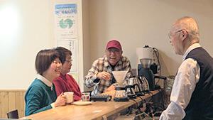 80 café もっと!信州77「池田町編」