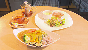 カレーランチセット|e cafe(イーカフェ)
