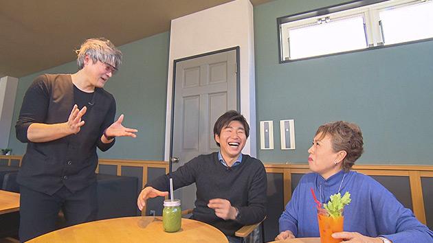 吉田一平・山本麗子(e cafe[イーカフェ])