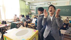 ミライへ!信州新世代 ~豊かな個性と創造力あふれる野沢南高校~