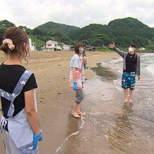 夏だ 信州の海へ 海の家やってます&イチオシ海岸グルメ(8月1日 土曜 あさ9時30分)