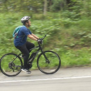 ニューノーマルで高原を楽しもう!e-Bikeで巡る北信濃&新しい道の駅(8月15日 土曜 あさ9時30分)