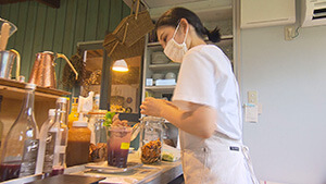 カフェルパニエ|新型コロナに負けない!山小屋の女性若社長 & 女性のチカラで奮闘!須坂の新ガーデンカフェ