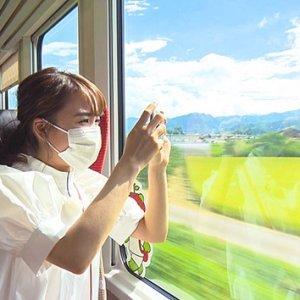 シルバーウィーク突入!秋色の信州ぐるっと列車旅(9月19日 土曜 あさ9時30分)