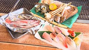 ノドグロと寿司・能登食祭市場|北陸新幹線と花嫁のれん列車でGO!カニと温泉 旬食 能登の旅