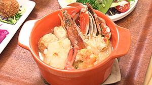 オレんぢ 海鮮鍋|おひとり様にも最適!あったかグルメ 長野市のNEW総菜カフェ!意外なテイクアウトも!