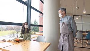 ロジェカフェ|おひとり様にも最適!あったかグルメ 長野市のNEW総菜カフェ!意外なテイクアウトも!