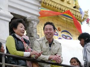 日本の屋根から世界の屋根へ ヒマラヤの麓ネパールで信州人を探し出せ!
