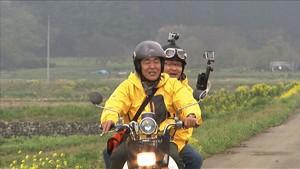 賢さん松ちゃん 新緑の北信濃バイク旅 そしてラッ茶は一茶を追った!
