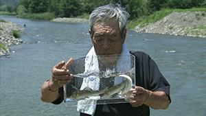 信濃の国の水の民!川漁師と船大工の夏