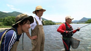 森と水と大地に生きる信州人に出会った!千曲川チャリンコ放浪記
