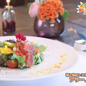花と緑のレストラン ブラーノ / フルーツタルト専門店 シェリーブラン長野店(長野市)